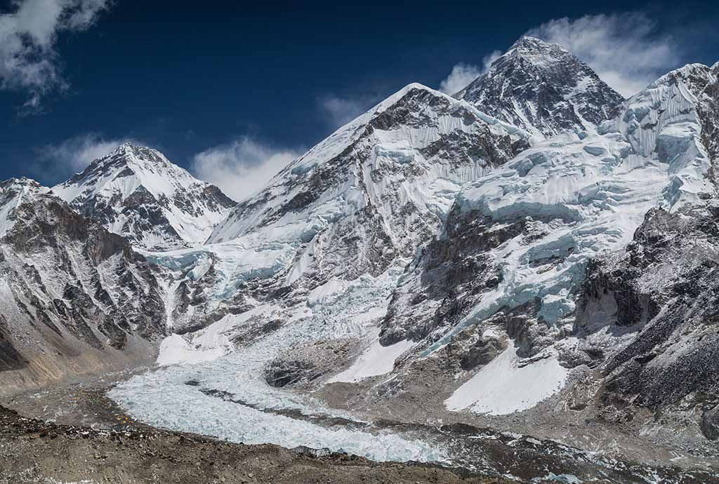 Everest via Gokyo Lakes