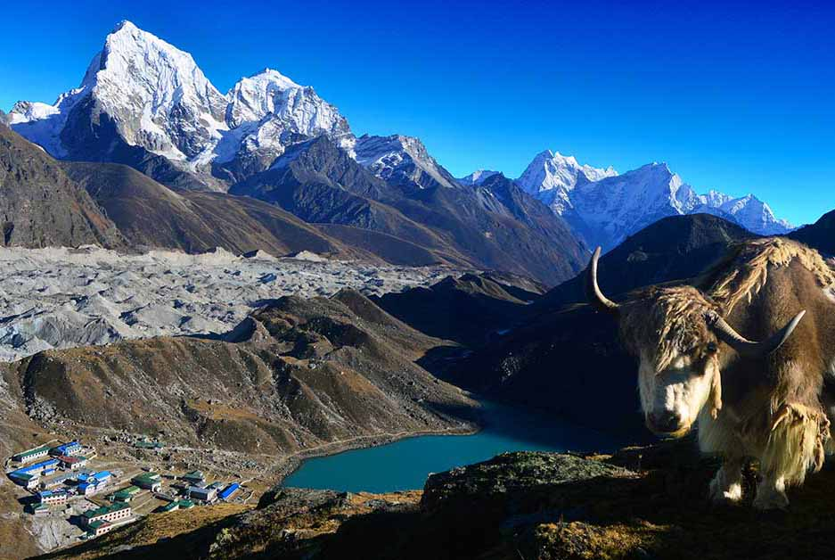 Everest via Gokyo Lakes 3